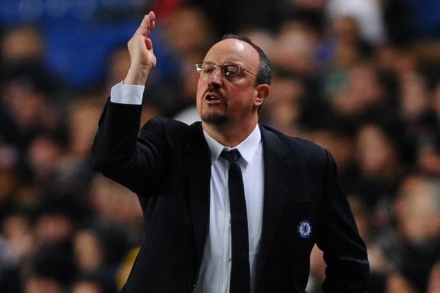 Rafael Benítez Bemoans Chelsea's 'impossible' League and Cup Schedule