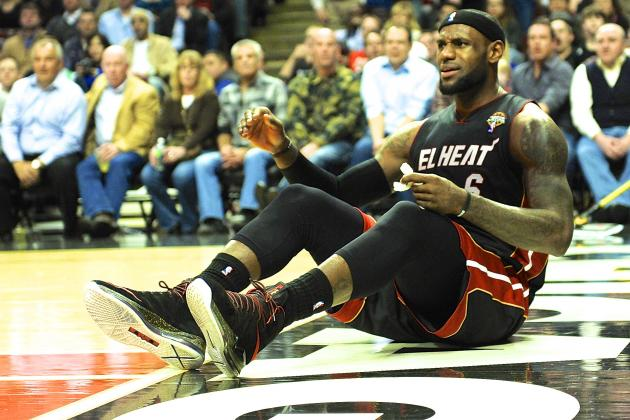 The Case for Hard Fouls in the NBA: A Reply to LeBron James