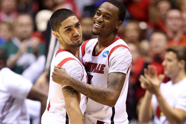 Wracked by Illness, Russ Smith, Louisville Shake off Oregon
