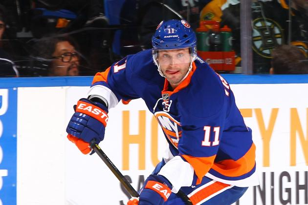 Lubomir Visnovsky Signs 2-Year Extension with New York Islanders
