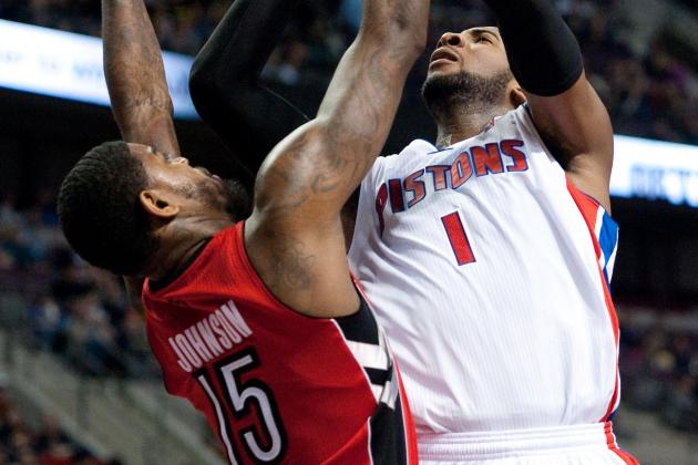 Drummond's Return Falls Flat as Pistons Roll over in Loss