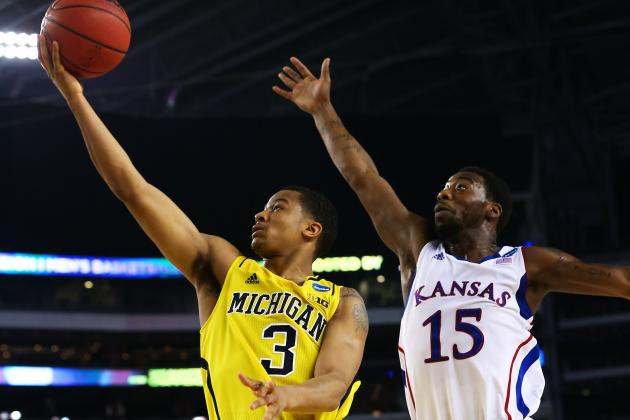 Elite Eight 2013: Michigan's Youthful Resurgence Has to Make Fab Five Proud