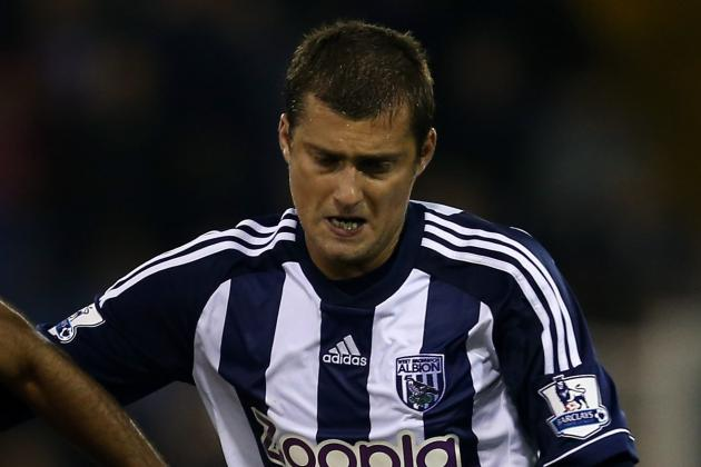 Gabriel Tamas Will Have to Wait for New West Brom Contract
