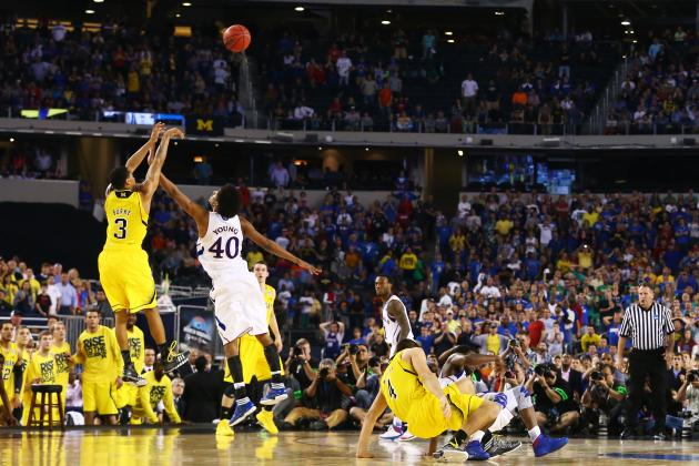 Michigan Wolverines' Trey Burke Is Without Question the National POY