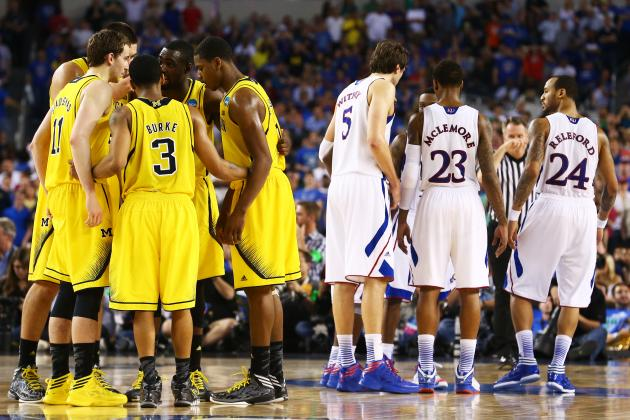 Sweet Sixteen: Michigan Outlasts Kansas