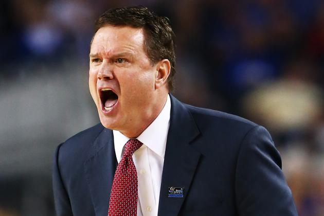 Kansas Coach Bill Self Describes Loss Mistakes