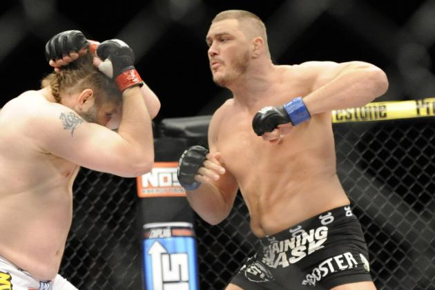 UFC Sweden: Matt Mitrione Under Pressure Against Phil De Fries