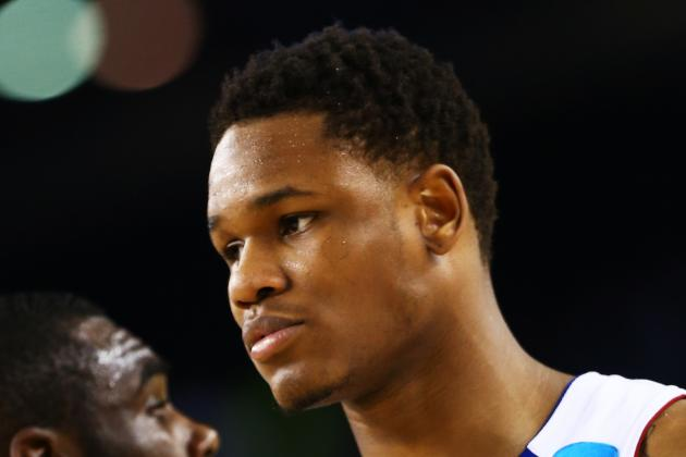 Ben McLemore Unsure If He's Played His Last Game at KU