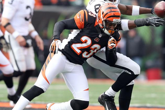 Report: Bengals Re-Sign Terrence Newman to 2-Year Deal