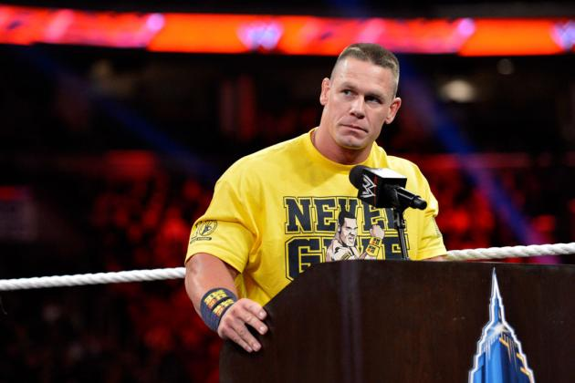 WrestleMania 29 and the Endless Debate of a John Cena Heel Turn