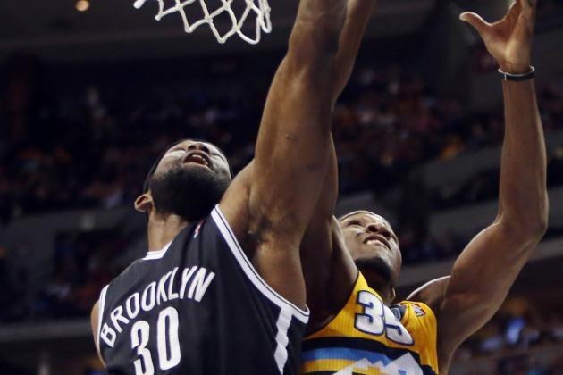 Nuggets Prove Too Tough at Home for Nets