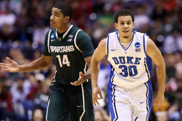 Duke vs. Louisville: Why Midwest Region Final Is the De Facto NCAA Title Game