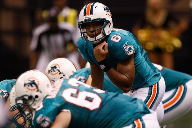 Report: New York Giants Interested in Former Dolphins QB Pat White