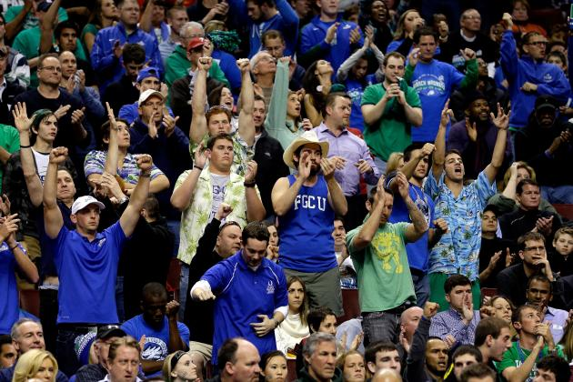 Florida Gulf Coast: Sweet 16 Loss Doesn't Tarnish Magical NCAA Tournament Run