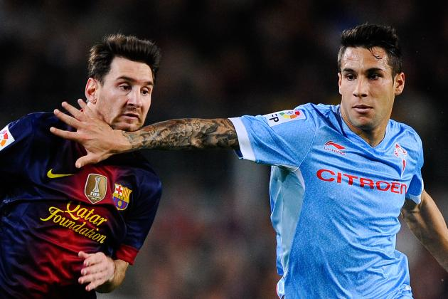 Celta Vigo vs. FC Barcelona: Rating the Teams and Predicting the Match