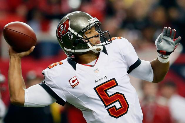 Why 2013 Is a Make-or-Break Year for Josh Freeman