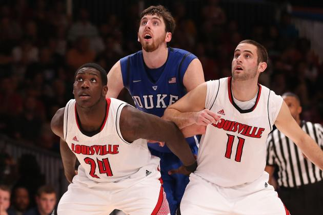 Louisville vs. Duke: Game Time, TV Schedule, Spread Info and Predictions