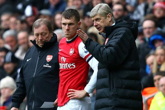 Arsenal Players Issued Challenge by Arsene Wenger as He Mulls Transfer Plans