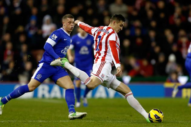 Everton and Stoke at a Crossroads