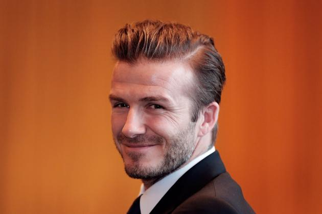 David Beckham Reluctant to Speculate on New Deal at PSG