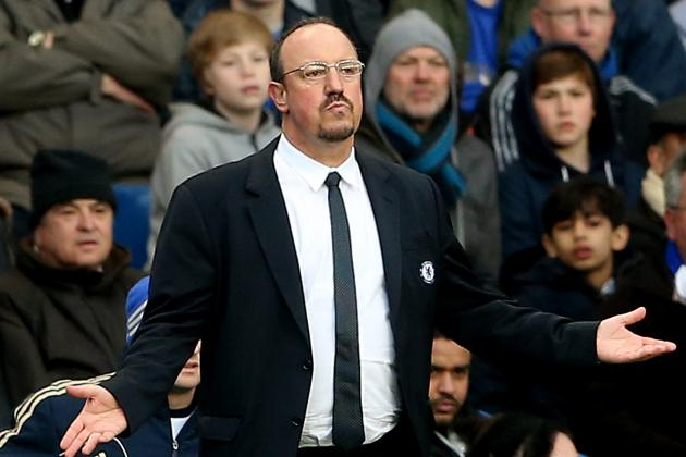 Rafa Benitez Defends Use of John Terry and Praises Fernando Torres
