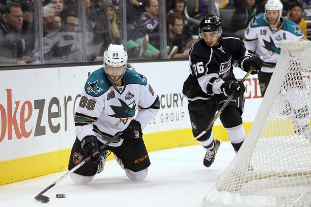San Jose Sharks' Under-the-Radar Weapon for 2013 Stanley Cup Playoff Run