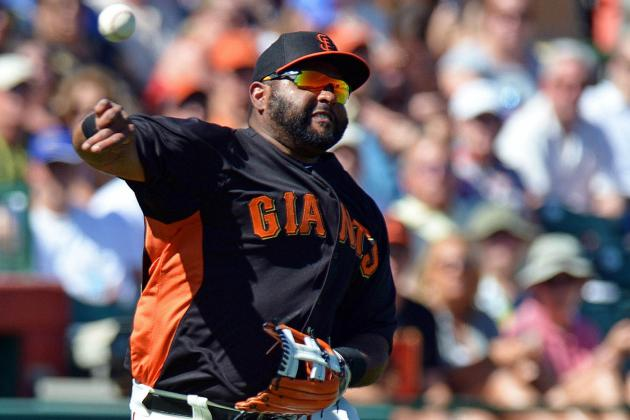 Pablo Sandoval Exits Game with More Discomfort in Elbow