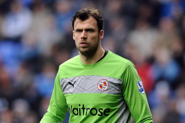 Reading's Stuart Taylor Ready to Fight for Place After Arrival of Nigel Adkins
