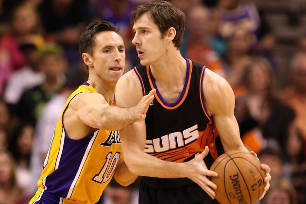 Suns Players Bothered by Team's Decision to Sit a Healthy Goran Dragic