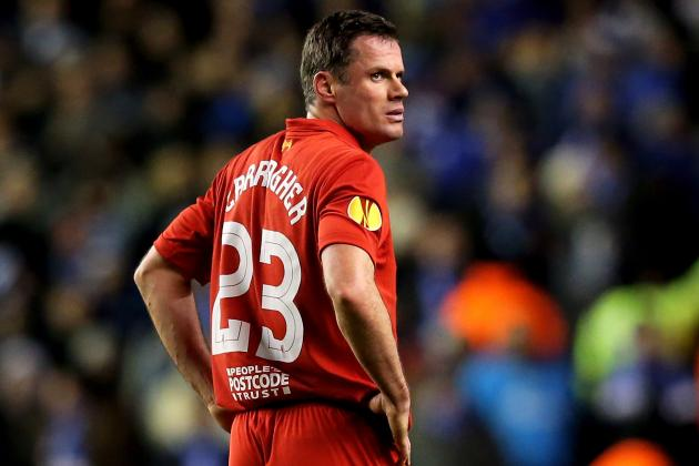 Rodgers Looking for a Sergeant Major to Replace Jamie Carragher