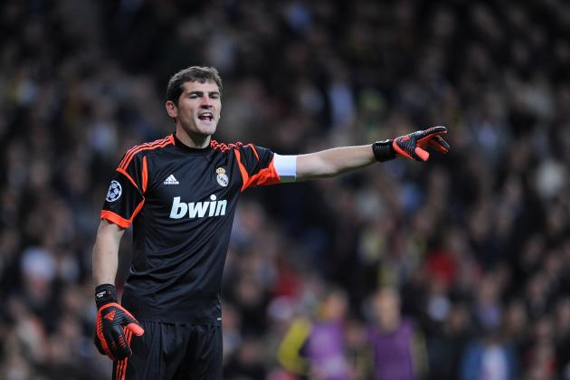Iker Casillas Left out of Real Madrid Squad