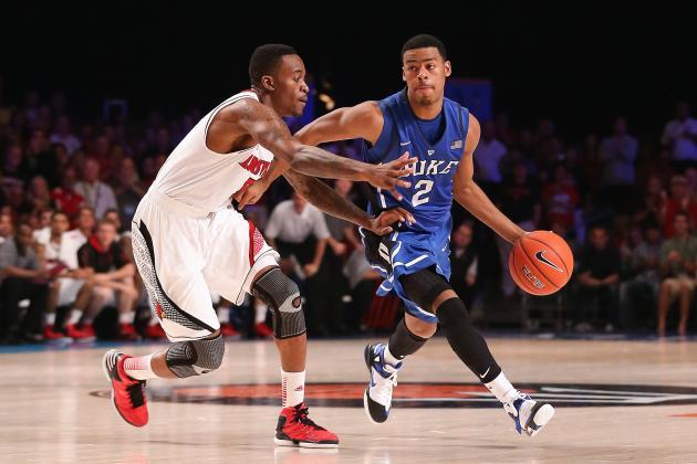Duke Basketball: Keys to Beating Louisville Cardinals in Elite Eight Matchup