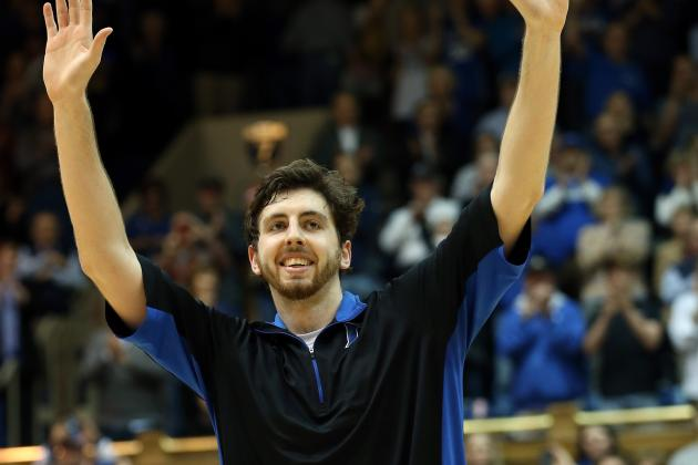 Duke's Ryan Kelly Sees Progress in Win Against Michigan State
