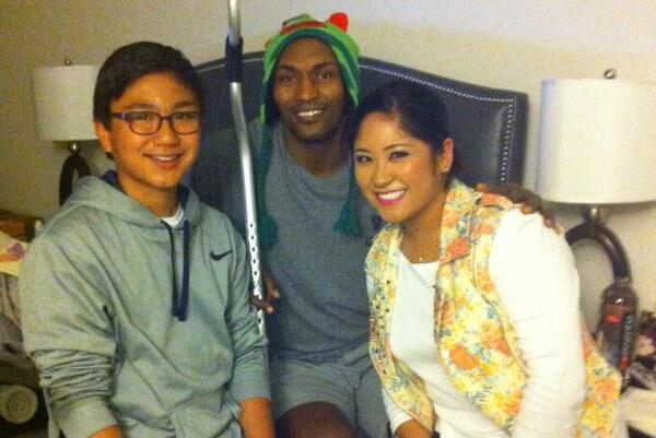 Metta World Peace Was Zonked out on Painkillers After His Knee Surgery