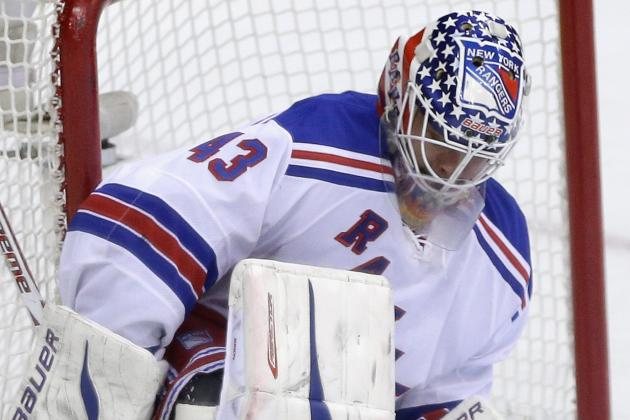 Martin Biron to Start in Net Tonight vs. Canadiens