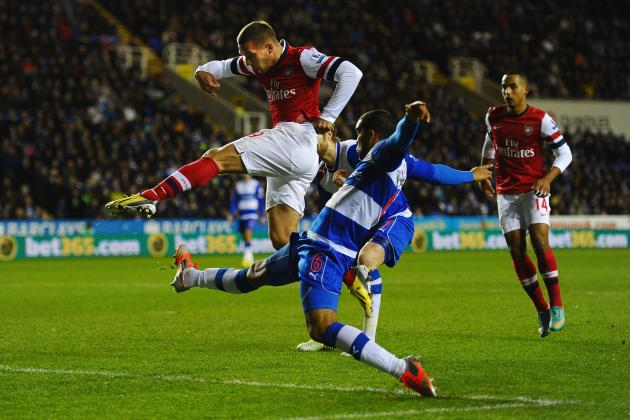 Arsenal 4-1 Reading: As It Happened