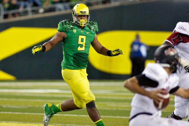 Oregon Football: Why March Madness Run Was Good for Freshman Arik Armstead