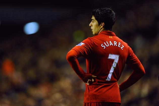 Luis Suarez: What Would It Say About Liverpool If He Left?