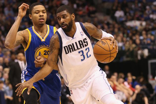 O.J. Mayo Will Keep Playing Despite Sprained AC Joint