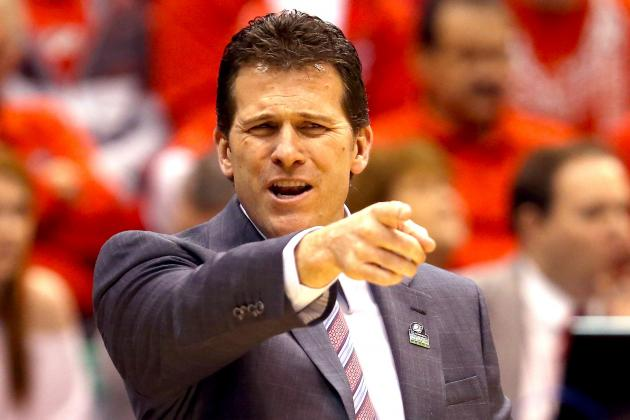 UCLA Hires Steve Alford as Next Head Coach