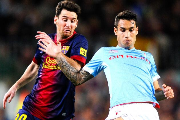 Celta Vigo vs. Barcelona: La Liga Live Score, Highlights, Recap