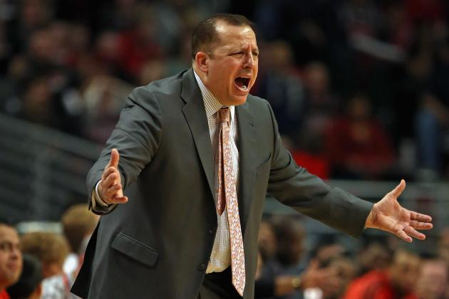 Thibodeau Still Hasn't Signed Extension with Bulls