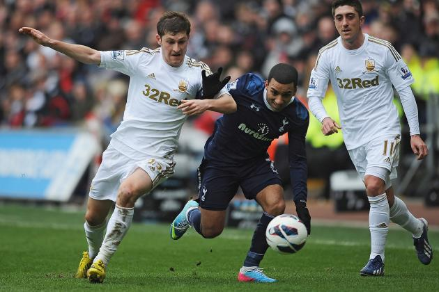 Swansea City Fall to Another Tottenham Hotspur Winner by Gareth Bale