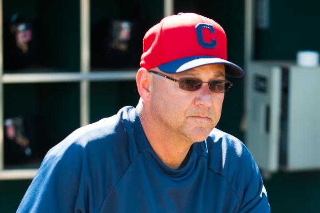 Manager Terry Francona Sets Cleveland Indians Opening Day Lineup
