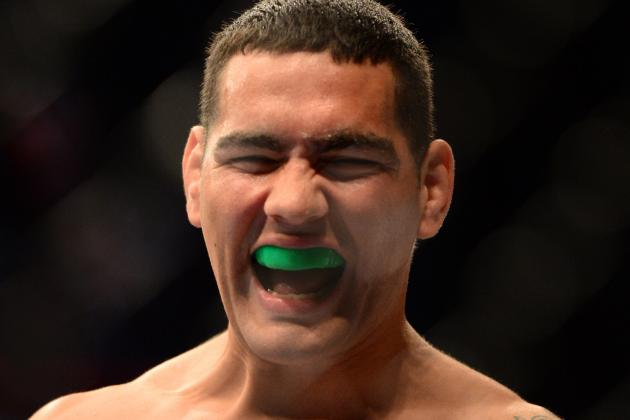 Why Wins from Chris Weidman and Johny Hendricks Would Be Good for the UFC