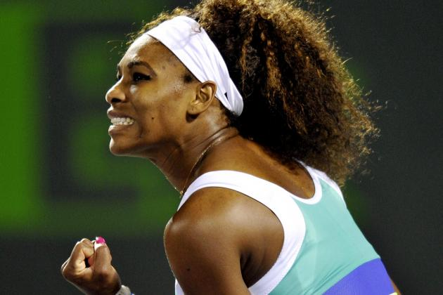 Serena Wins 6th Sony Open Title