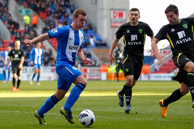 Wigan 1-0 Norwich: Kone Strikes Late to Continue Latics' Great Escape