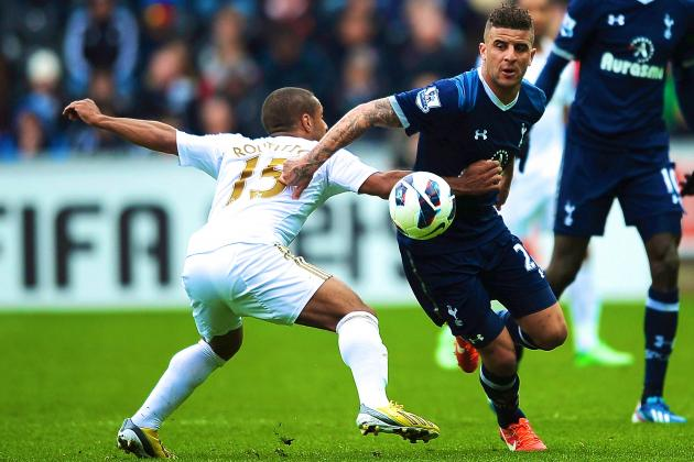Swansea City vs. Tottenham Hotspur: Spurs Hold on to Secure Vital 3 Points