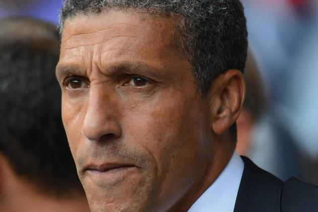 Hughton Looks to Home Comforts After a Premier League Reality Check at Wigan