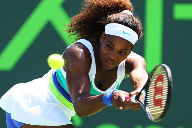 Serena Rallies Past Sharapova to Win Sony Open